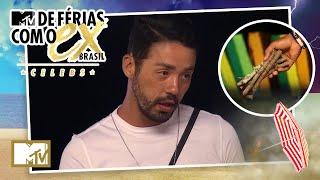 Rico é MASSACRADO em ritual de purificação | MTV De Férias Com O Ex Brasil Celebs T7