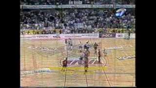 HOCKEY SOBRE PATINES, MUNDIAL 2001-Final, Argentina (2) 2 España 2 (3)