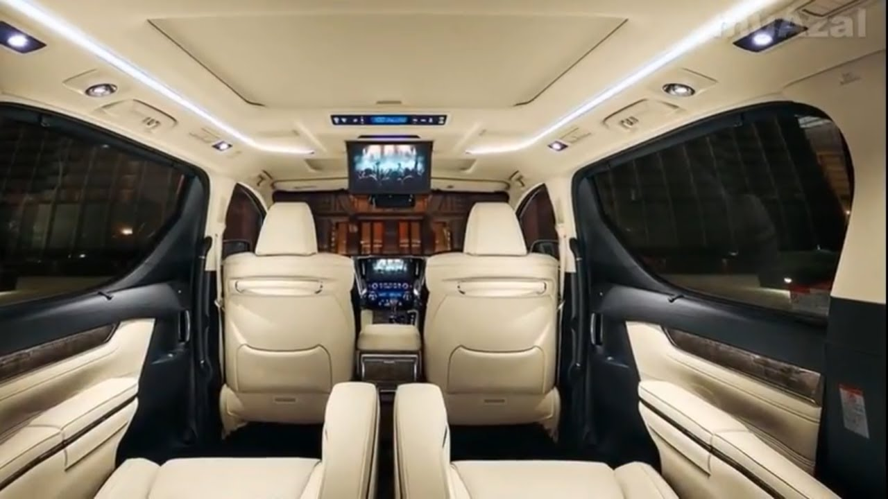 All New Alphard Interior Camry Specs 2019 Toyota Full And Exterior Youtube