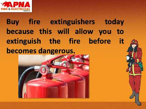 Call APNA Fire & Electrical Services in Surrey Today!
