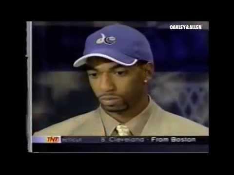 1999 NBA Draft : Richard Hamilton