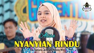 NYANYIAN RINDU (Evi Tamala) - ALISA (Cover Dangdut)