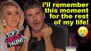 Simon Cowell Says He'll NEVER Forget This INSPIRATIONAL AUDITION On America's Got Talent