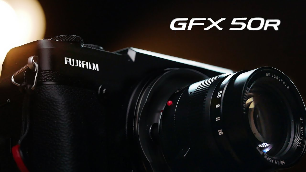 Download An Affordable Medium Format Digital Camera? | Fujifilm GFX 50R Review w/ Leica Lenses