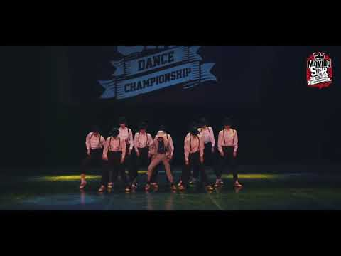 ID Crew | Street Show x Teens | Moving Star Dance Championship