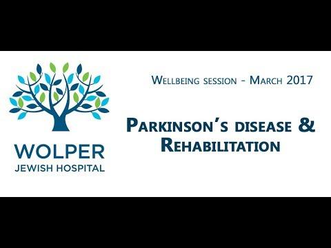 Wolper Wellbeing:  Parkinson's Disease & Rehabilitation - March 2017