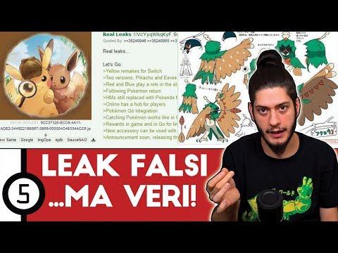 Cinque Leak Veri Ai Quali Nessuno Ha Creduto!