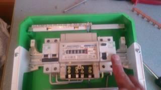 Электрический щит для 3-х комнатной квартиры своими руками