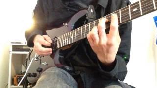 Meshuggah - Stengah (Solo)