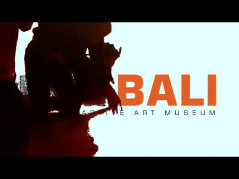 I am BALI 3D Interactive ART Museum