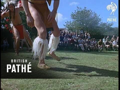 Out Takes / Cuts From Cp 565 - Reel 1 Of 2 - Frank Ifield On Set And Camp Mohawk (1965)