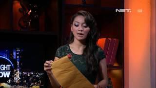 Tonight show - Hesti Purwadinata - Puisi ODHA