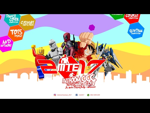 Makassar Toys Expo 2017 Footage