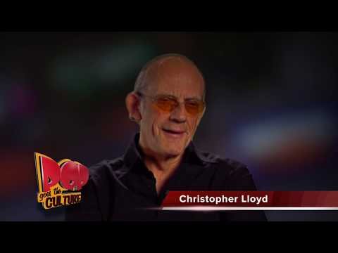 CHRISTOPHER LLOYD - Pop Goes The Culture - Part 1 of 4