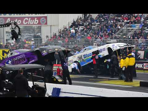 Drag Racing NHRA Winternationals 2020