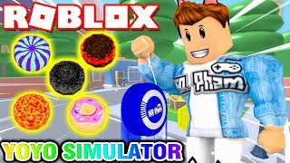 Roblox | The COLLECTION Of OTHER OUTLANDISH SUPER YOYO YoYo-Simulator | Kia Breaking