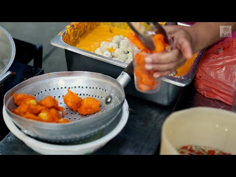 PHILIPPINES Street Food - Bulacan STREET FOOD (TO GO) canon 6d film