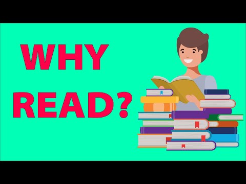 Why Reading Is Important - 10 Shocking Benefits of Reading