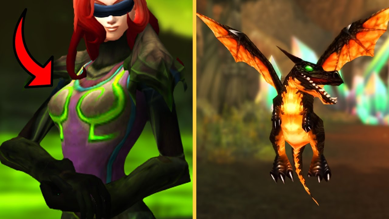 8 SECRET Rare and Fun Items You Need to Get in Classic TBC
