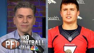 Chris Simms ranks Drew Lock No. 37 on Top 40 quarterback list | Pro Football Talk | NBC Sports