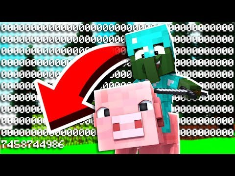 15 RAREST Mobs In Minecraft 1.14