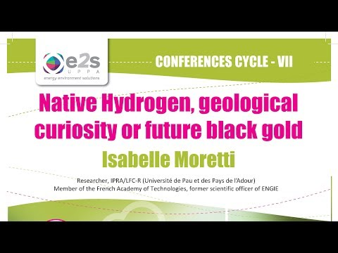 Native hydrogen, geological curiosity or future black gold