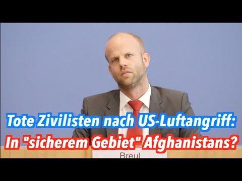 Fanden US-Luftangriffe mit toten Zivilisten in