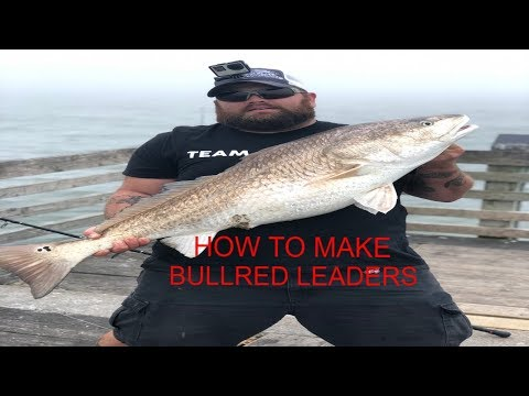 Best Rig To Catch Bull Redfish