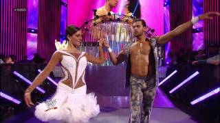 Fandango makes a grand entrance for his match: Raw, March 18, 2013