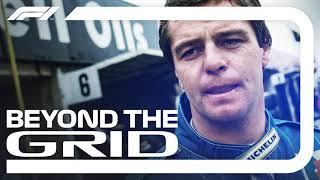 Derek Warwick Interview | Beyond The Grid | Official F1 Podcast