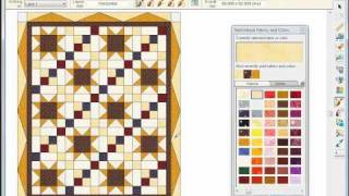 Designing a Basic Quilt