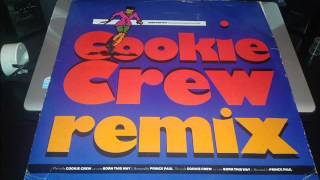 COOKIE CREW (BORN THIS WAY LETS DANCE) DOPE MIX