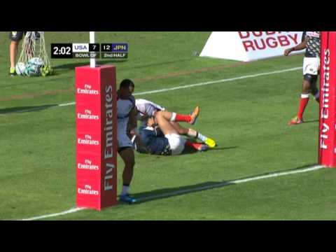Emirates Airline Dubai Rugby Sevens Day 2 - Part 1