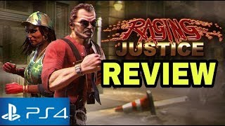 Raging Justice Review - PS4