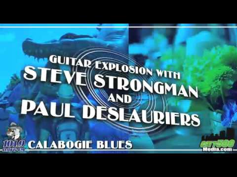 CLASS AXE GUITARS Calabogie Blues & Ribfest - Ottawa - RIBS! BLUES! FUN!