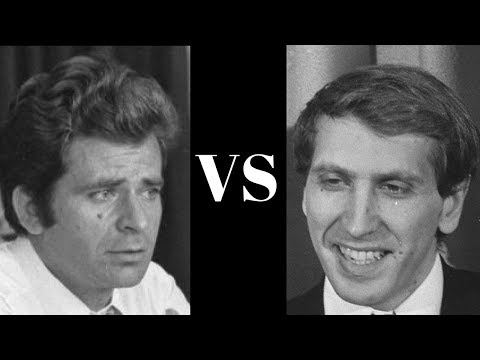 Boris Spassky vs Bobby Fischer - Santa Monica 1966 - Gruenfeld Defense (D86) (Chessworld.net)