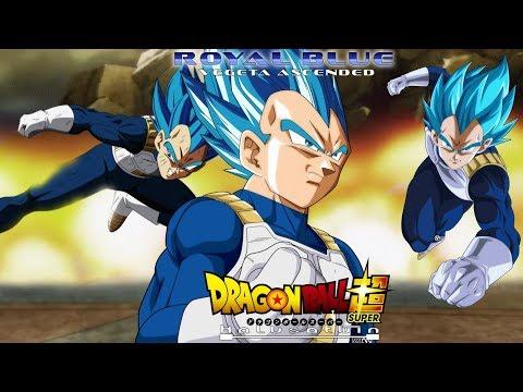 DBS: Royal Blue (Vegeta Ascended) - HalusaTwin