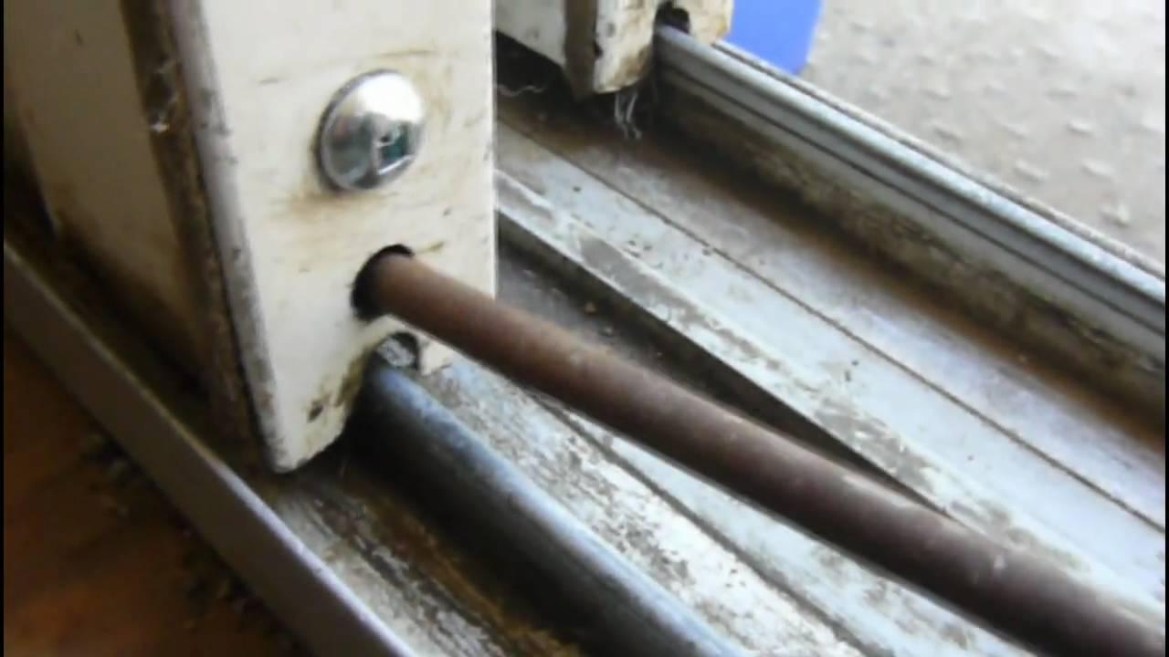 goregoon s garage how to fix your sliding glass patio doors part 2