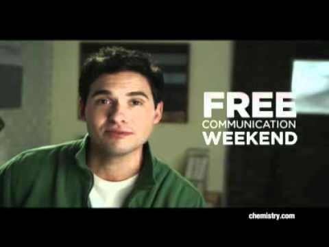 Chemistry com free weekend