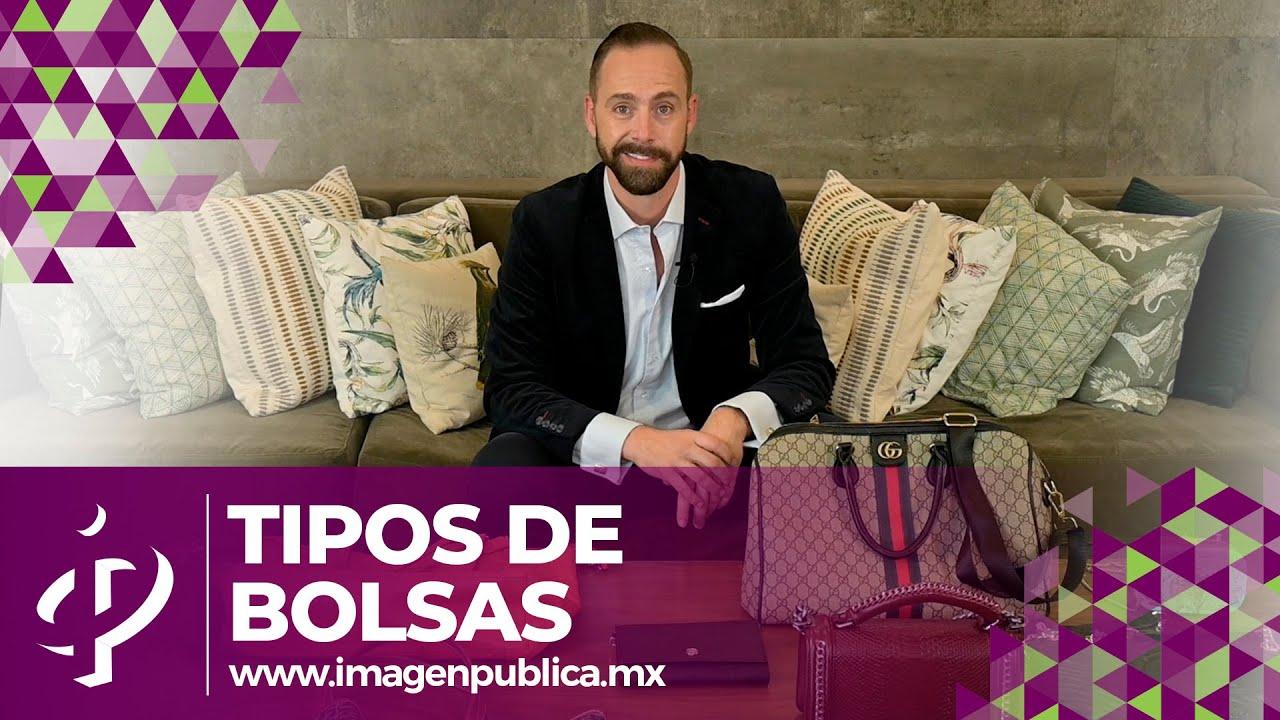 Tipos de bolsas - Alvaro Gordoa - Colegio de Imagen Pública