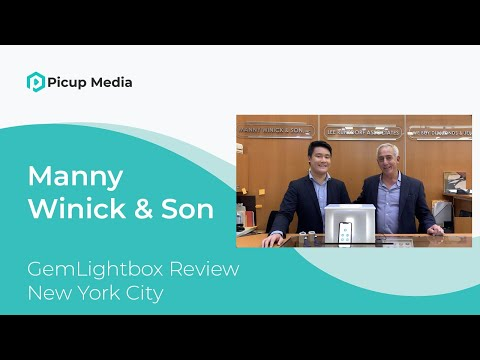 gemlightbox-review-with-manny-winick-&-son-in-new-york-city