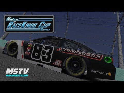 3 Wide Racing | Talladega | Cup
