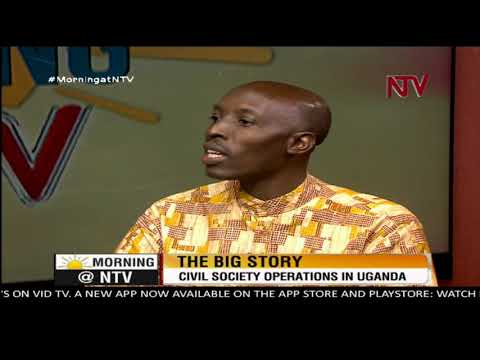 The Big Story: Way forward for Civil Society operations in Uganda