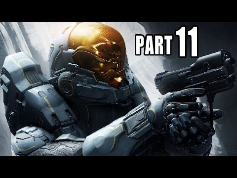 Let's Play Halo 5 Gameplay German Deutsch #11 - So nah an Cortana (Halo 5 Guardians Deutsch)