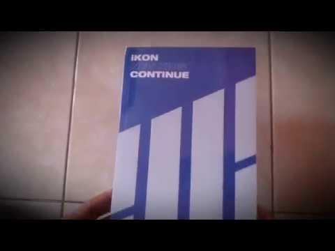 UNBOXING ALBUM IKON NEW KIDS : CONTINUE