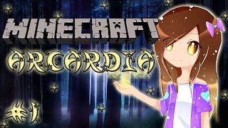 Welcome to a new Minecraft Modded Multiplayer series called ARCADIA...