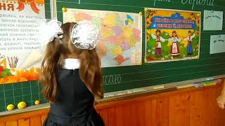 """""""Ми - діти європейської держави"""". Урок патріотизму у Банилово-Підгірнівської гімназії"""