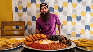 JJ'S UNDEFEATED BREAKFAST CHALLENGE | C.O.B. Ep.169