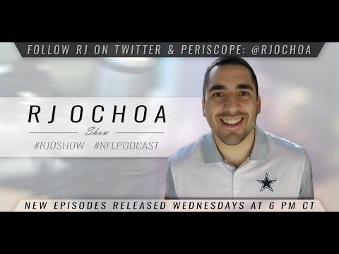 RJ Ochoa Talks Rolando McClain Suspension, Cowboys Offseason Strategy