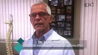 Cirurgia minimamente invasiva, com Dr. Luiz Pimenta